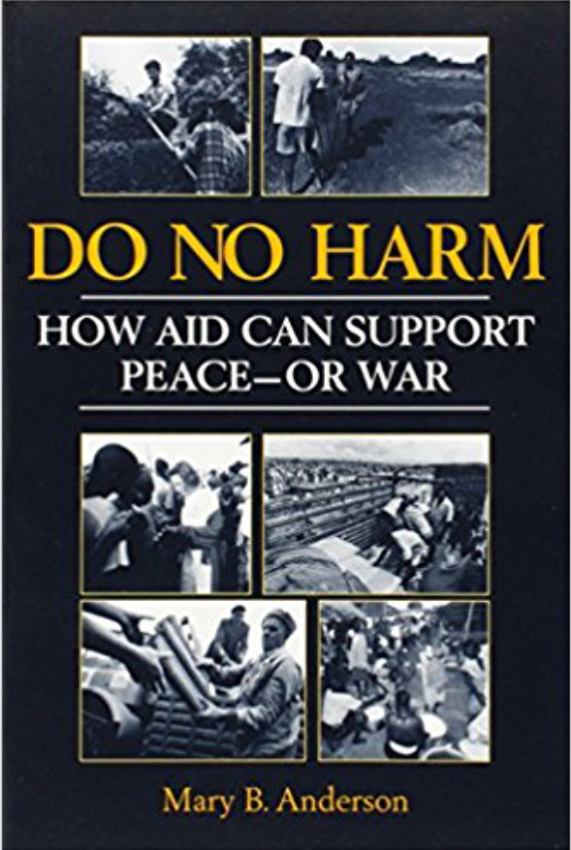 How Aid Can Support Peace - Or War