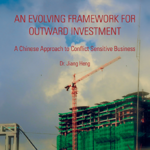 A Chinese Approach to Conflict Sensitive Business