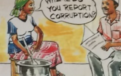 Why the Lid Doesn't Fit the Pot: The Mismatch Between Corruption and Anti-corruption Programming