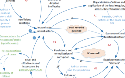 A Systemic Analysis of Corruption in the Criminal Justice System in Lubumbashi, DRC