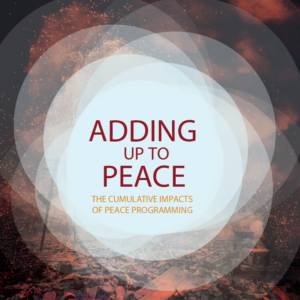Adding up to peace feature