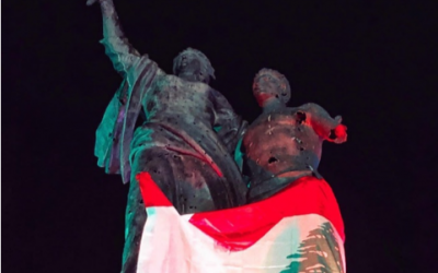 My beloved Lebanon – Joining the revolution, virtually