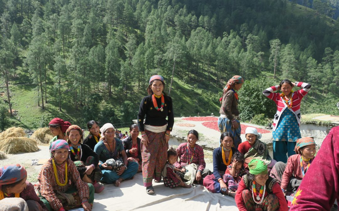 Power and accountability: Lessons from Nepal about the value of community ownership and devolution of power