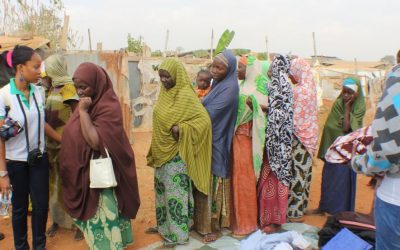 Exploring the gender lens on Localization: Working on GBV issues in northern Nigeria.