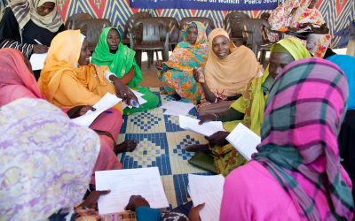 How localization supports practical solutions for women, peace, and security