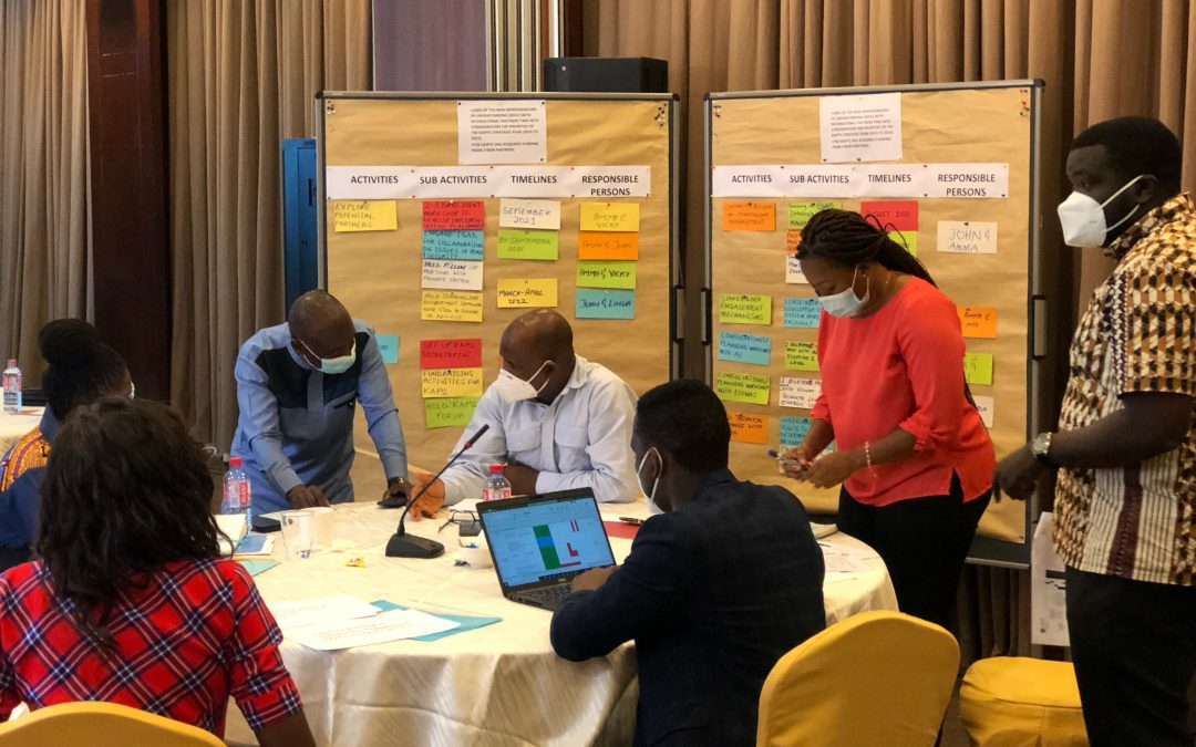 Character Development: The role of aid in building character for civic engagement and national development